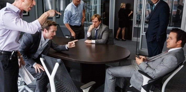 The Big Short – Brokerii apocalipsei